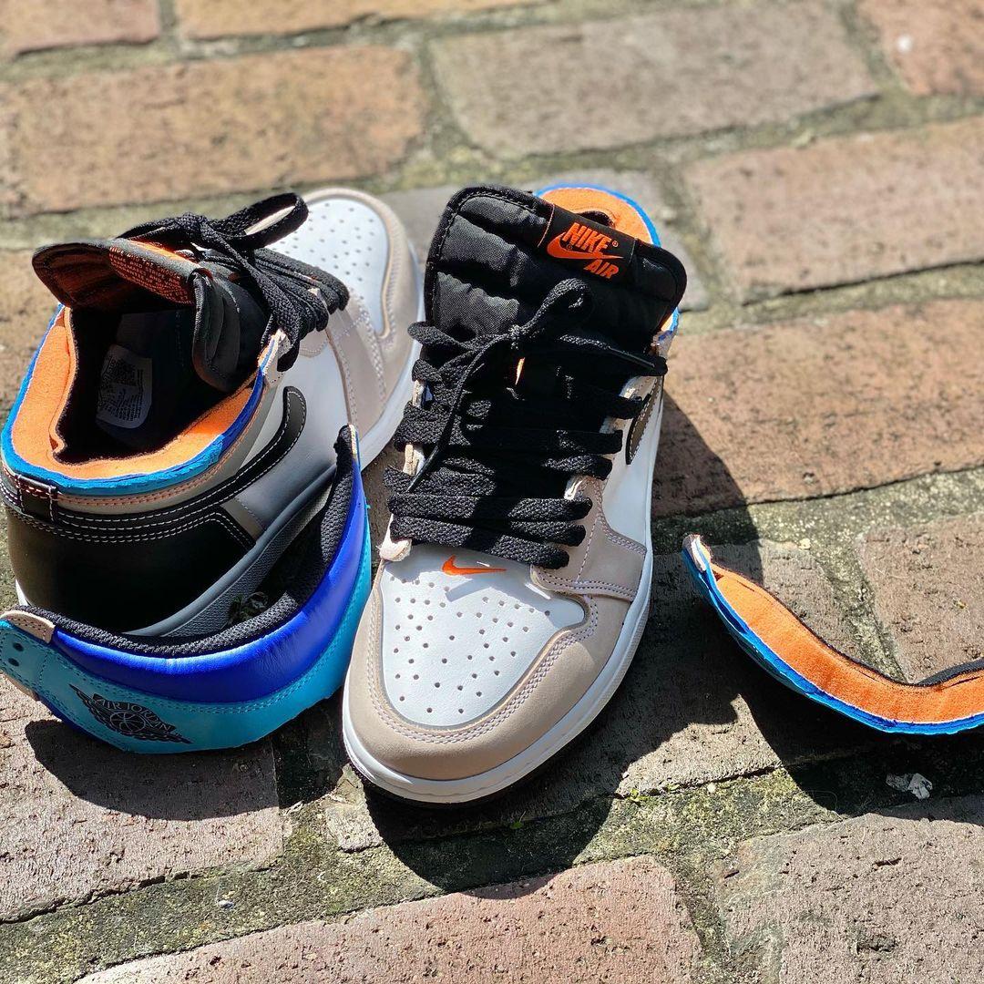 """ナイキ ジョーダン ブランド エア ジョーダン 1 ハイ OG """"プロトタイプ"""" Nike-Jordan-Brand-Air-Jordan-1-High-OG-Prototype-DC6515-100-look"""
