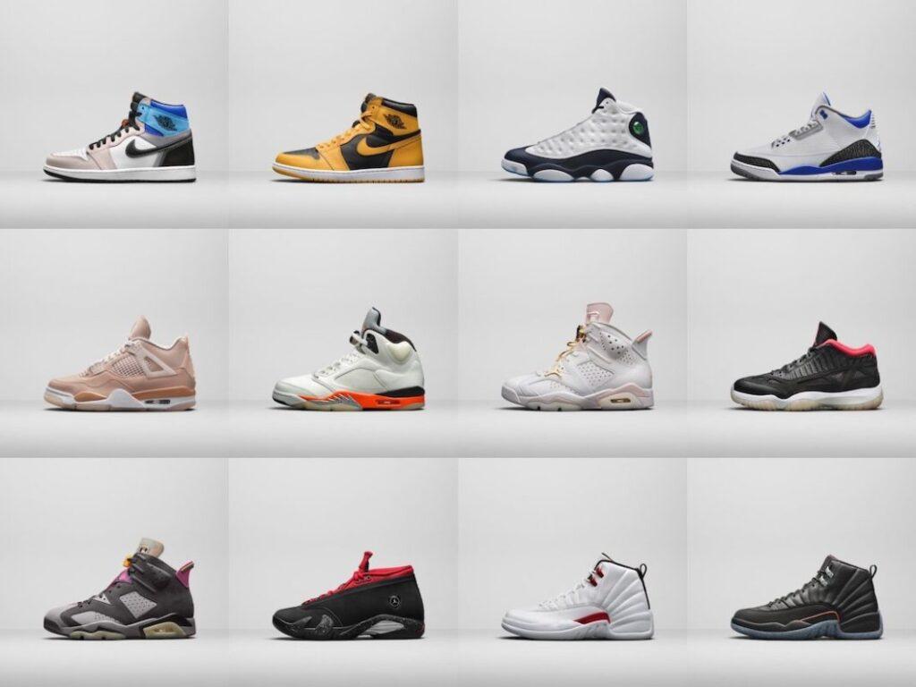 【ジョーダンブランド 2021年秋 コレクション】Jordan Brand Fall 2021 Collection