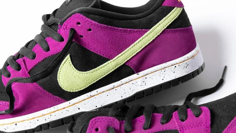 """8月23日発売【Nike SB Dunk Low PRO """"Red Plum""""】"""