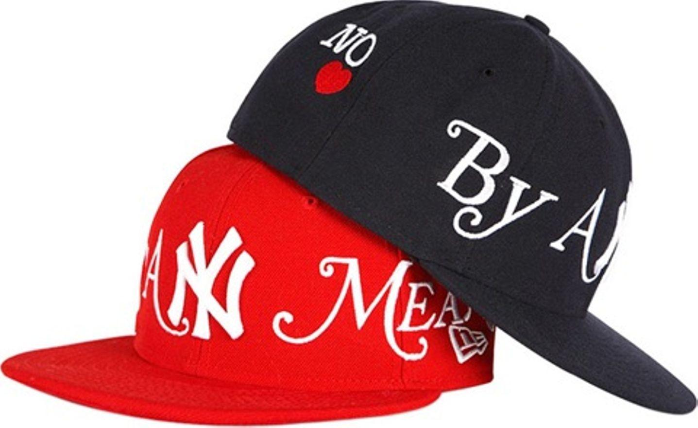 Harlem Custom New Era NY By Any Means