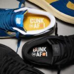 アンディフィーテッド ナイキ コラボ ダンク エアフォース 1 Undefeated-Nike-AF-1-vs-Dunk-5-On-It-DO9329-001-DM8462-400-official-insole