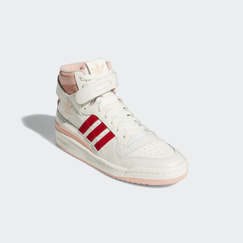 6月7日海外発売【adidas Forum 84 High / Pink Glow & Vivid Red】