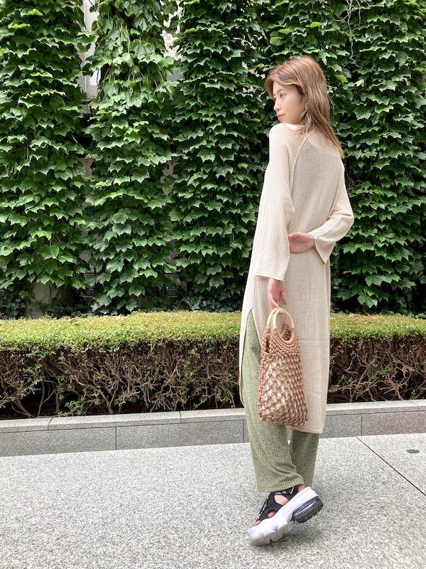 エア マックス ココ コーデ メッシュワンピース air_max_koko_style_ideas_mesh_dress_2