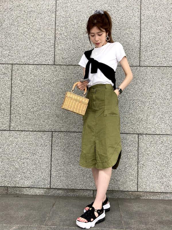 エア マックス ココ コーデ タイトスカート air_max_koko_style_ideas_tight_skirt