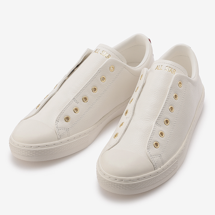 コンバース オールスター クップ トリコ スリップ OX ホワイト converse-all-star-coupe-trico-slip-ox-white-31304930-front