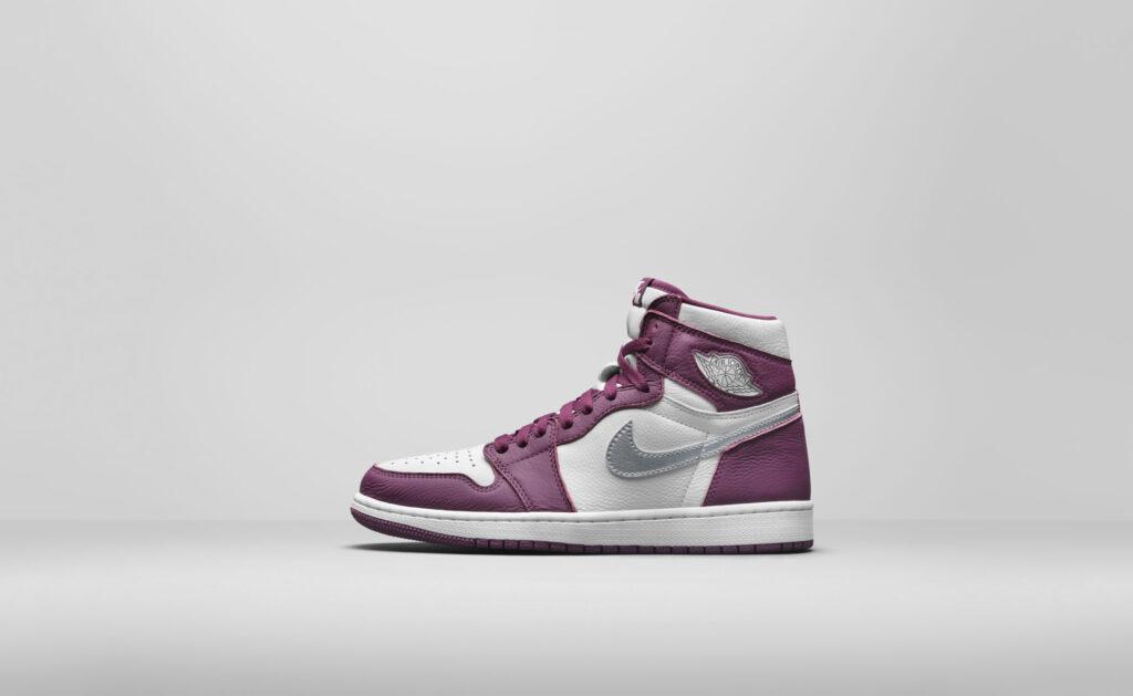 "11月20日発売【Nike Air Jordan 1 High OG ""Bordeaux""】"