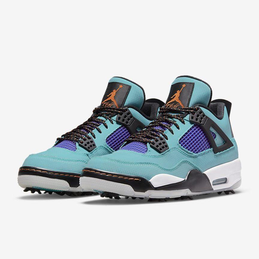 """6月16日海外発売【Nike Air Jordan 4 Golf """"ACG""""】"""