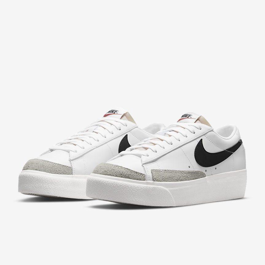発売中【Nike WMNS Blazer Low Platform】厚底で登場したNikeの人気モデルに大注目☆