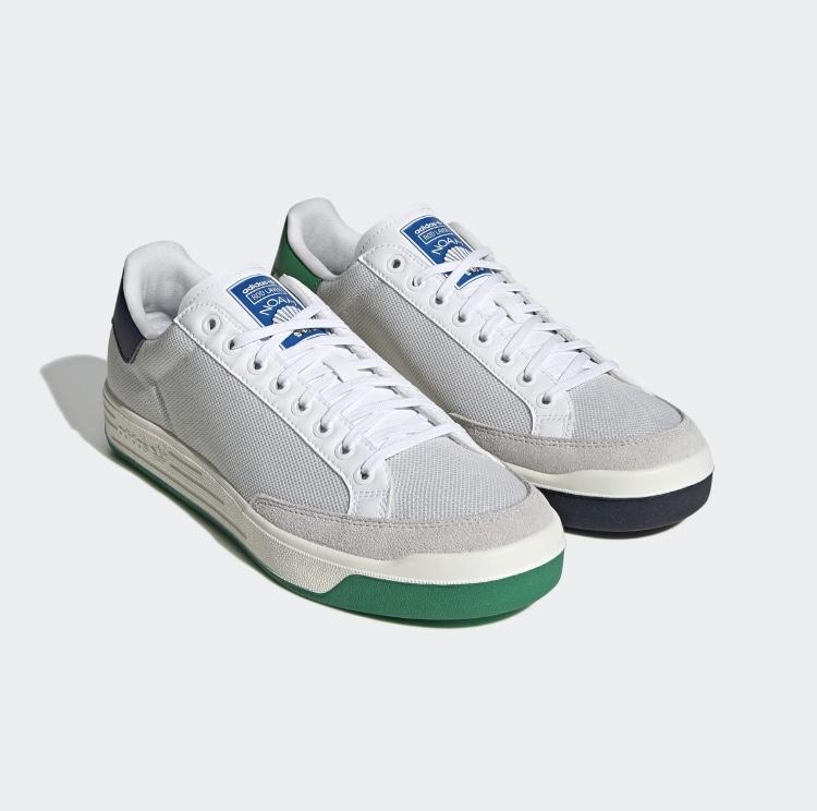 ノア × アディダス オリジナルス ロッド レーバー noah-adidas-originals-rod-laver-h67486-pair