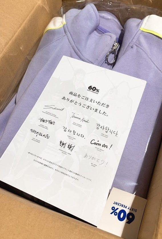 60% 通販 韓国 シックスティーパーセント レビュー 口コミ sixty-percent-asian-fashion-online-store-review item