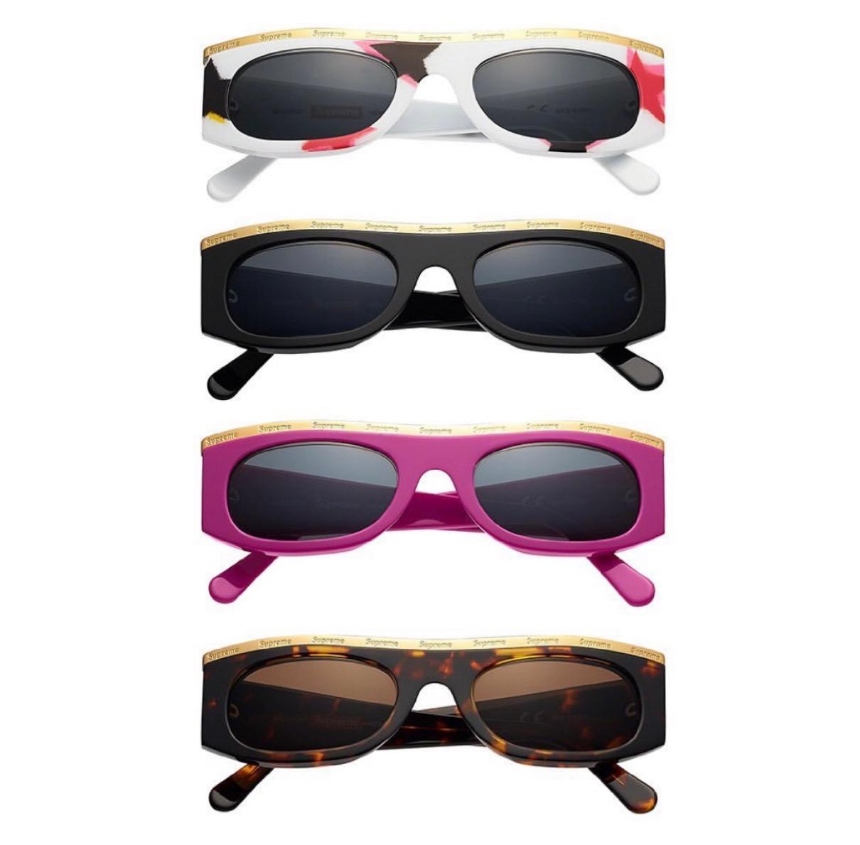 upreme 2021ss シュプリーム 2021春夏 week 17 Goldtop Sunglasses
