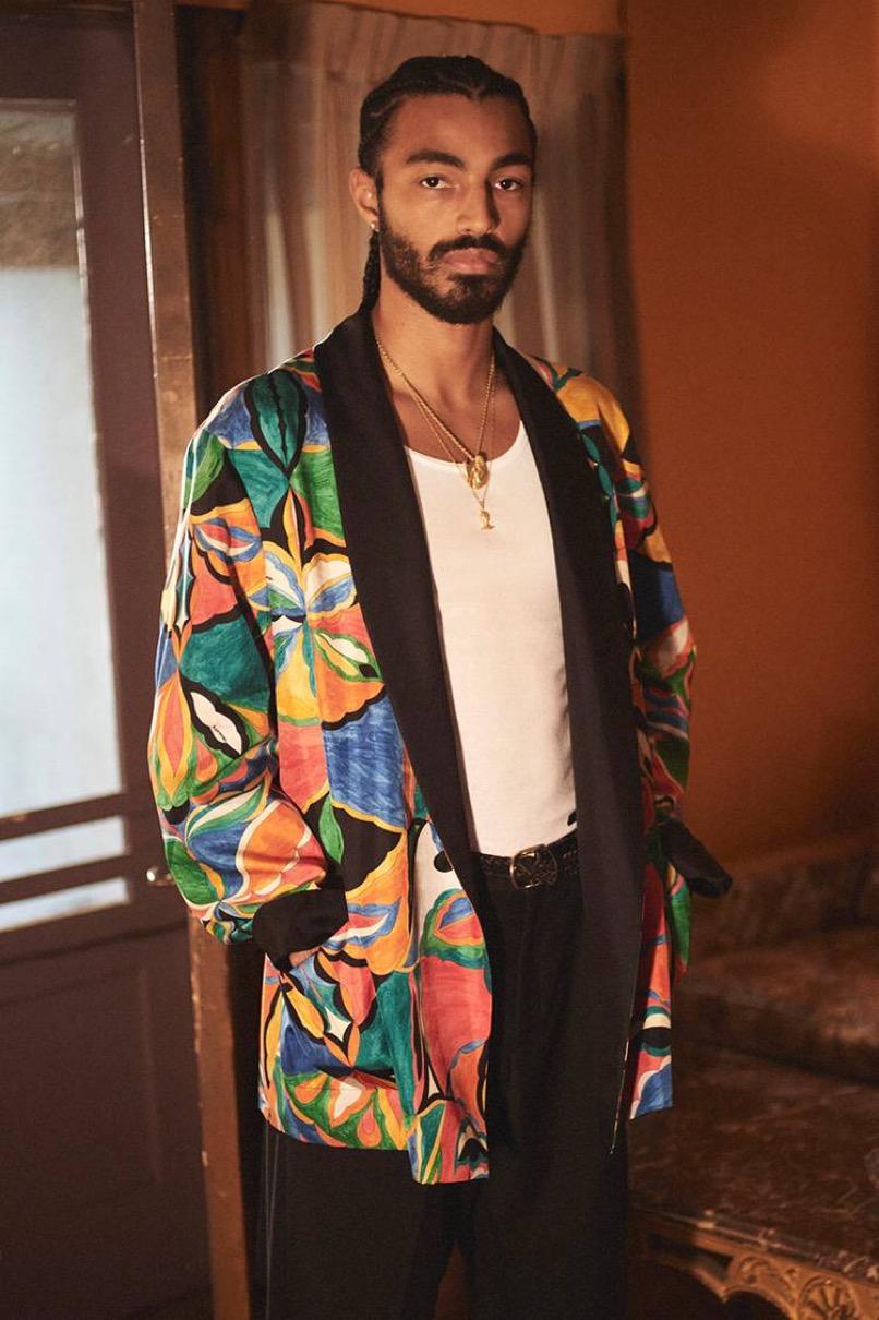 supreme 2021ss シュプリーム 2021春夏 week 16 main エミリオ・プッチ(EMILIO PUCCI) main Supreme®/Emilio Pucci® wearing