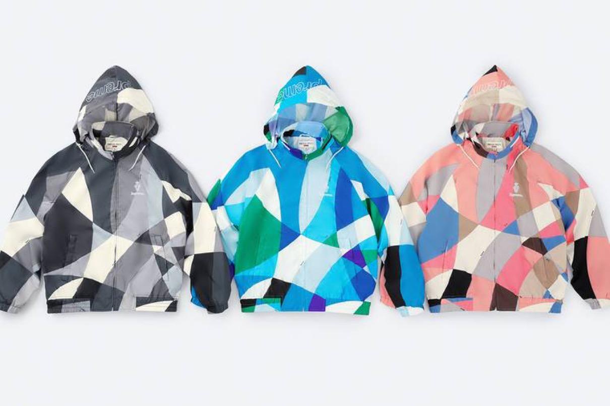 supreme 2021ss シュプリーム 2021春夏 week 16 main エミリオ・プッチ(EMILIO PUCCI) main Supreme®/Emilio Pucci® Sport Jacket