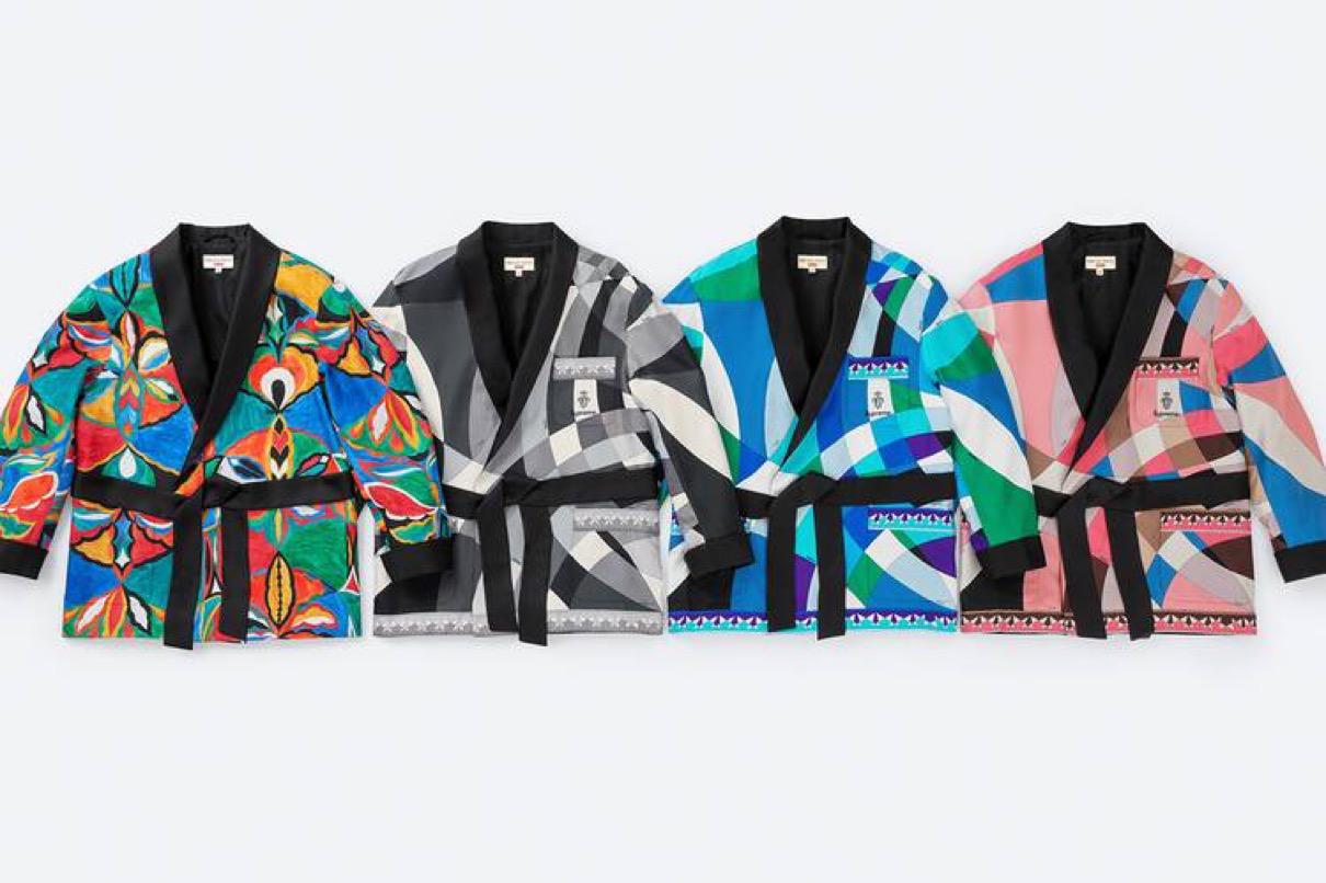 supreme 2021ss シュプリーム 2021春夏 week 16 main エミリオ・プッチ(EMILIO PUCCI) main Supreme®/Emilio Pucci® Silk Smoking Jacket