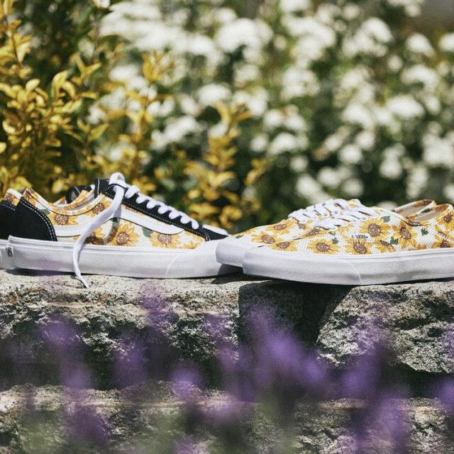 ヴァンズ サンフラワー 全2種 vans-sunflower-authentic-sf-style-36-decon-sf-eyecatch