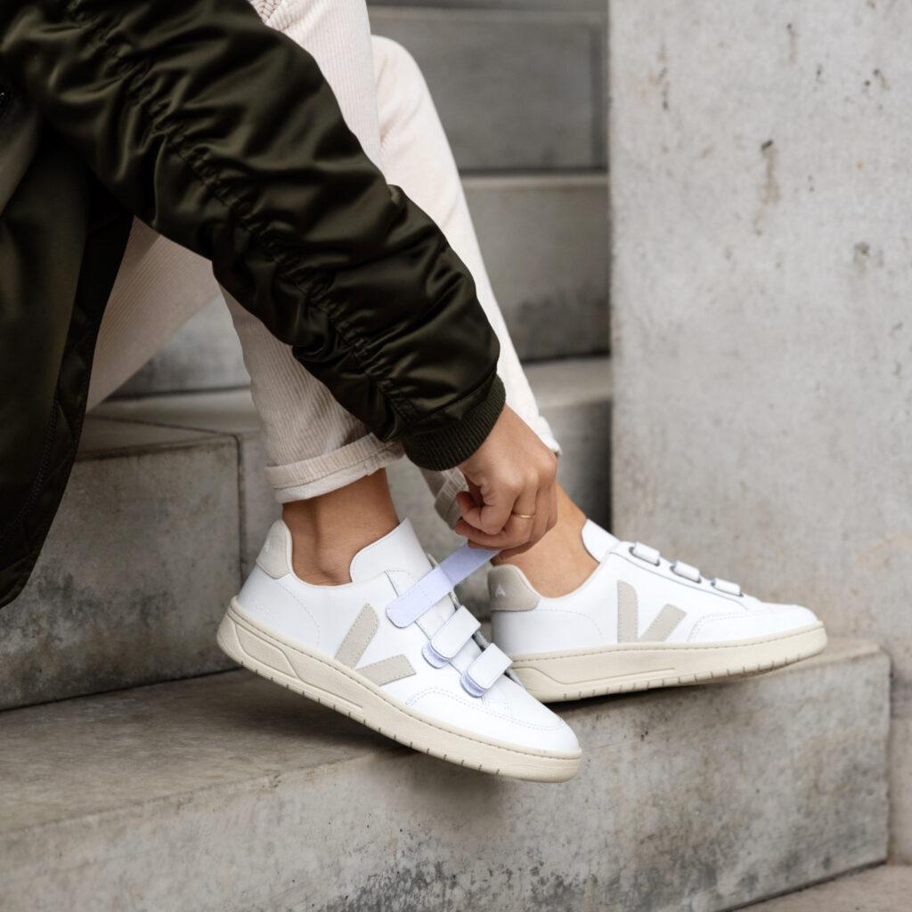 サイズ感について veja-sneakers-ladys-style-size