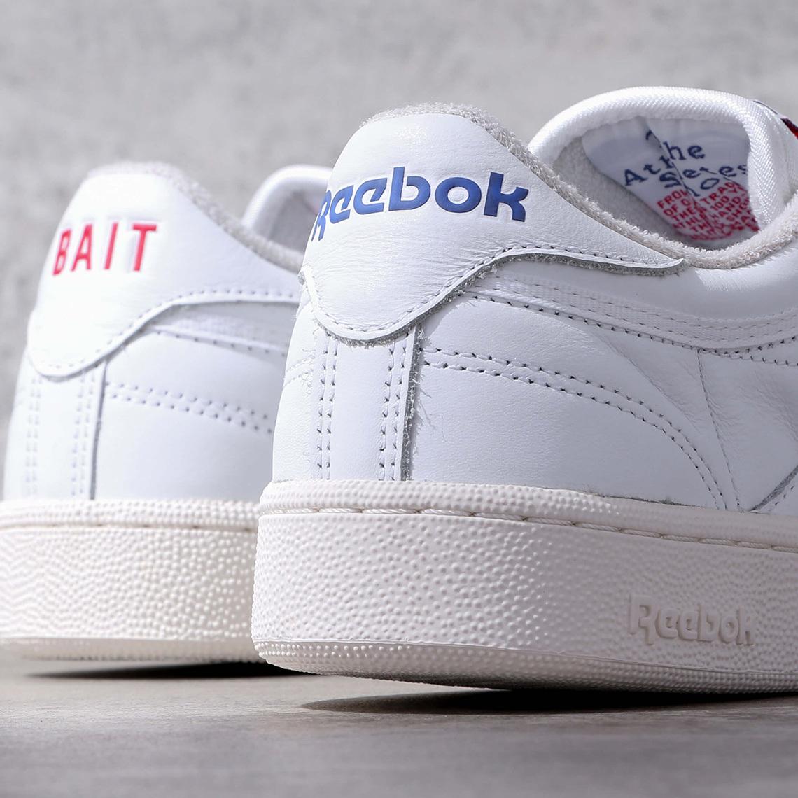 """BAIT x Reebok """"East West"""" Pack ベイト x リーボック イースト ウェスト パック detail"""