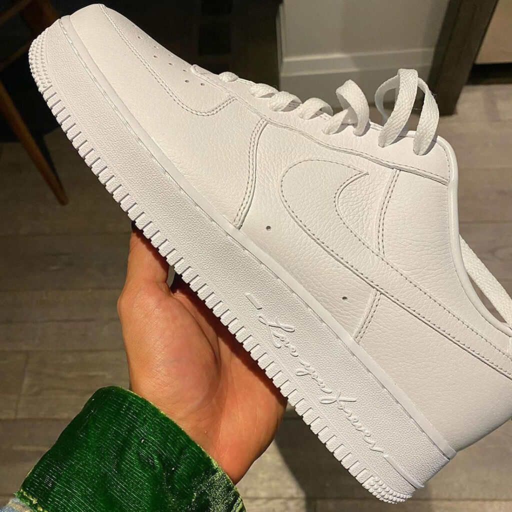 """2021年発売【Drake x Nike Air Force 1 Low """"Certified Lover Boy""""】ドレイクの新作アルバムにちなんだ特別版!"""