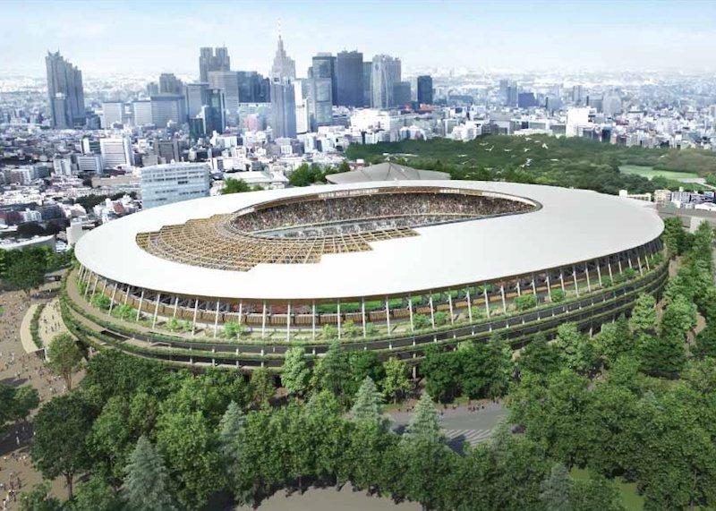 Japan-Tokyo-2020-Stadium