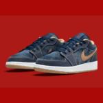 """Nike Air Jordan 1 Low """"Denim"""" ナイキ エアジョーダン 1 ロー """"デニム"""" DM4692-400 main"""