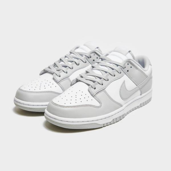 """Nike Dunk Low """"Grey Fog"""" White/Grey Fog DD1391-103 main"""