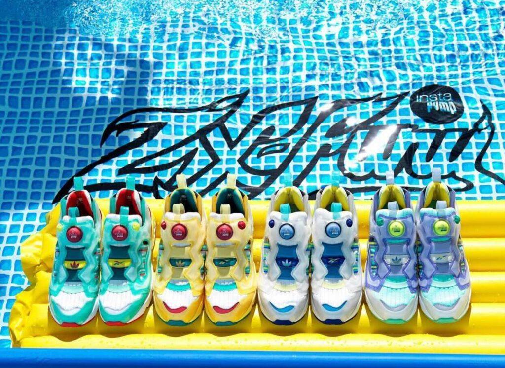 7月23日発売【adidas Originals ZX Fury 4colors】