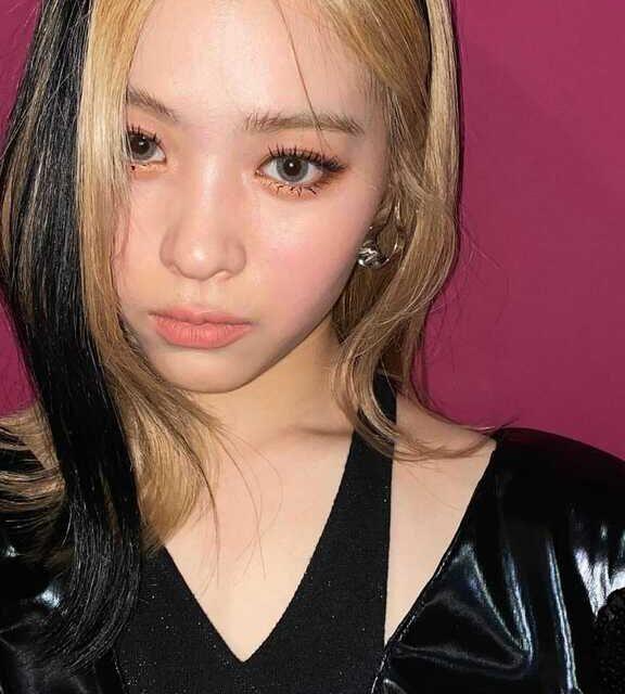 韓国 アイドル リュジン メイク 担当 korean idol itzy ryujin makeup fttmoon