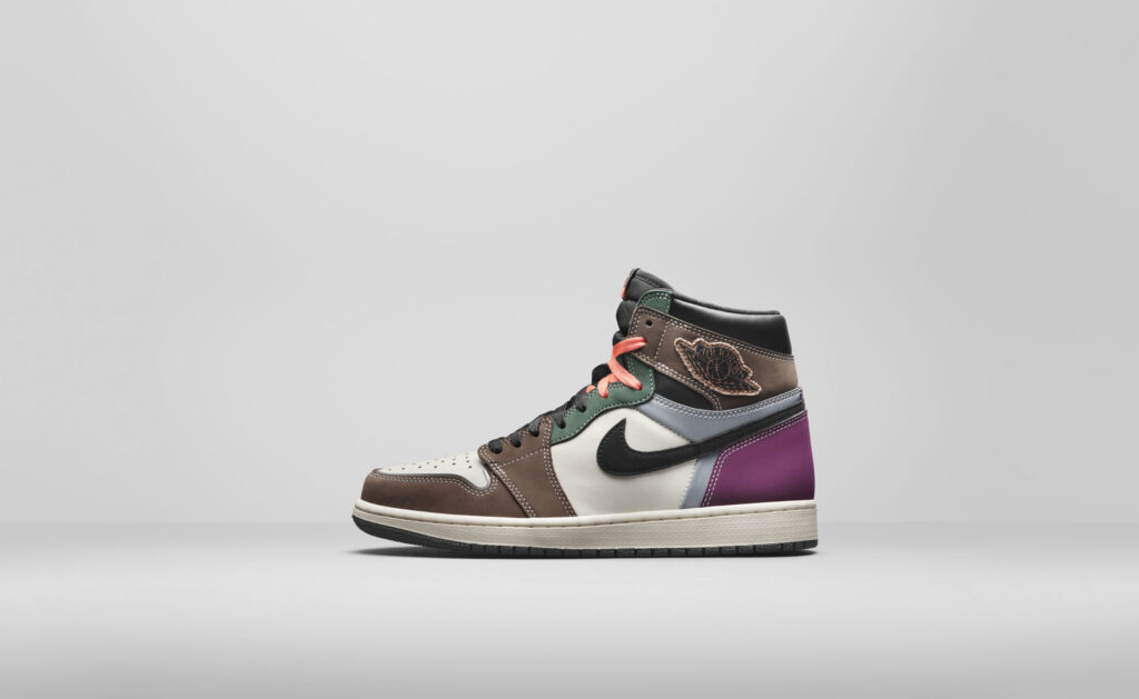 """12月18日発売【Nike Air Jordan 1 High OG """"Hand Crafted""""】ホリデーコレクションへスタンバイ!"""