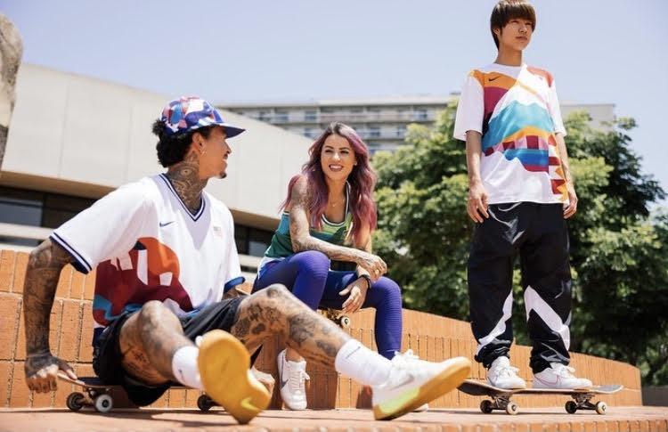 7月20日発売【Nike SB x Parra 東京五輪 公式キット】スケートボード公式種目デビューを祝す限定アイテム