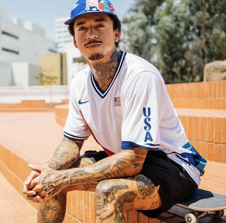 ナイキ SB パラ オリンピック エクスクルーシブ Tシャツ nike-sb-parra-olympic-exclusive-tee-2021-usa