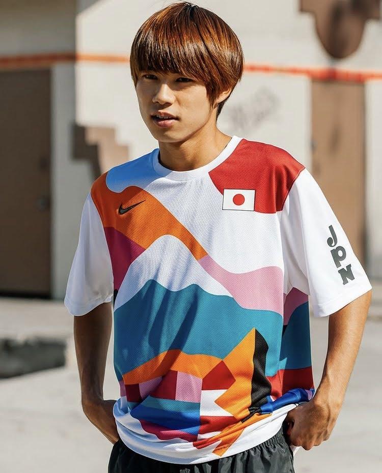 ナイキ SB パラ オリンピック エクスクルーシブ Tシャツ nike-sb-parra-olympic-exclusive-tee-2021-japan