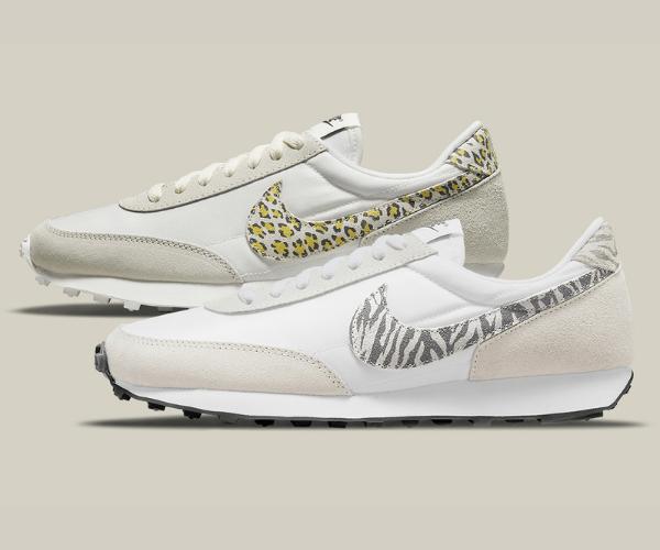 """発売中【Nike WMNS Daybreak """"Leopard"""" & """"Zebra""""】上品なアニマル柄のクラシックモデルに注目!"""