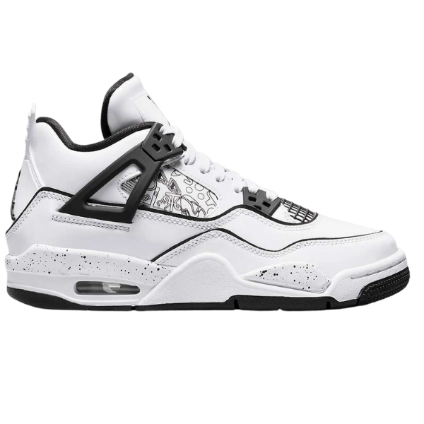 Air Jordan 4 GS DIY