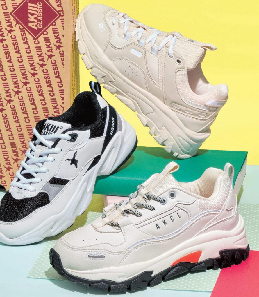 アキクラシック 韓国 スニーカー ブランド 人気 Akiiiclassic Korean Sneakers Brand