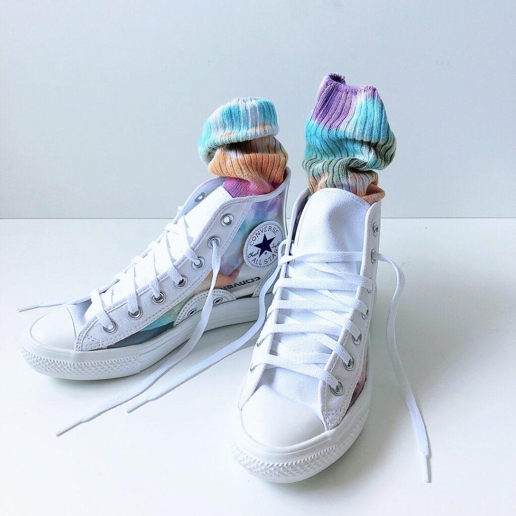 スニーカーガールオリジナル靴下