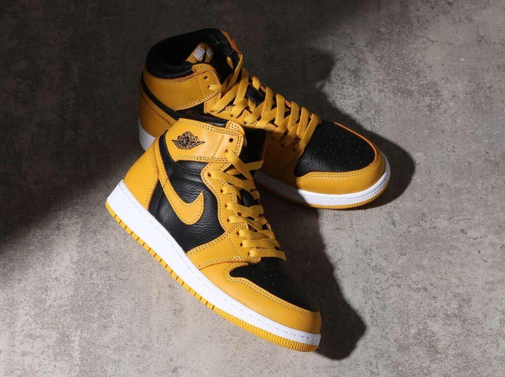 """8月23日,9月20日発売【Nike Air Jordan 1 High OG """"Pollen""""】Wu Tangな人気カラーとOG仕様が話題!"""