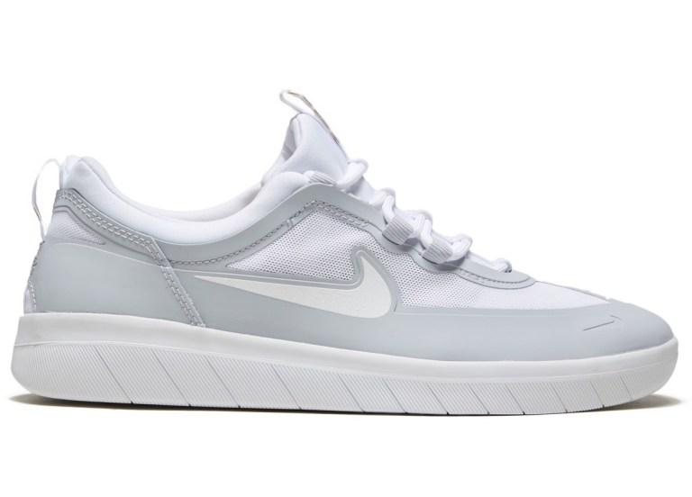 Nike SB Nyjah Free 2.0 Sky Grey