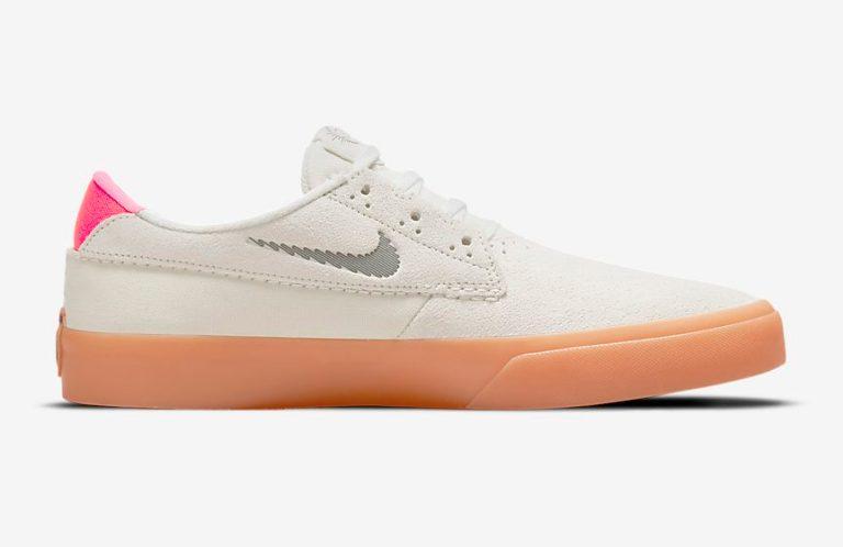 ナイキ SB シェーン T ホワイト クリムゾン Nike SB SHANE T CU9224-101 Summit White Crimson
