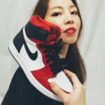 (カバーフォト) ナイキ エア ジョーダン 1 サテン スネーク シカゴ Nike Air Jordan 1 Satin Snake Chicago with Chanel featured image