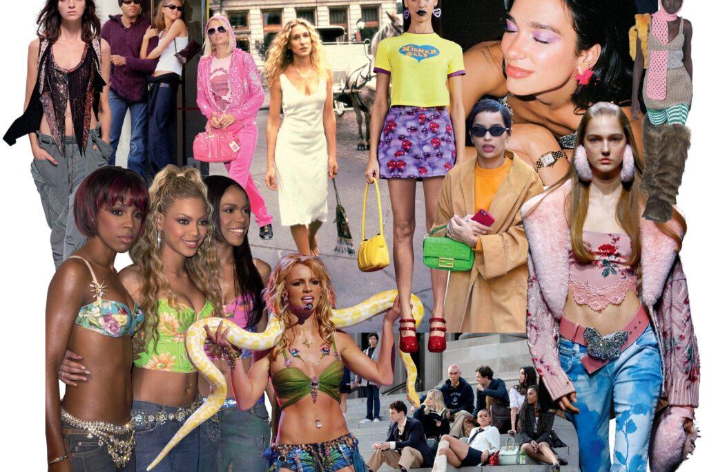 Y2K Year 2000 Thousand 2000年代 ファッション トレンド Fashion Trend 2021