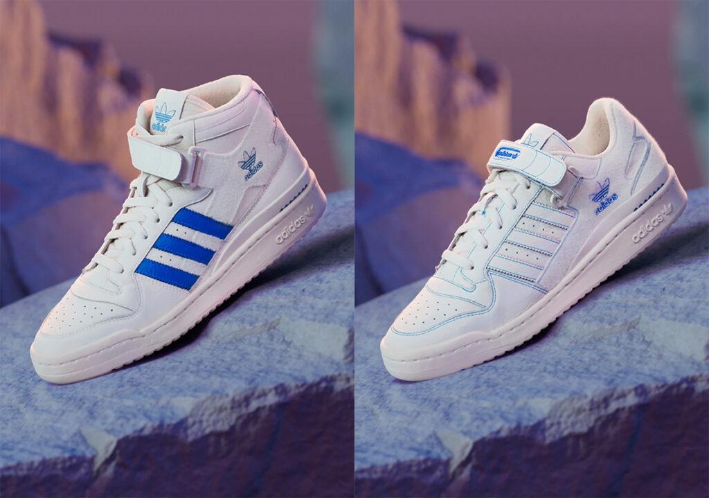 8月23日発売【Adidas Originals Forum Mid & Low】人気のフォーラムから爽やかな新色が登場!