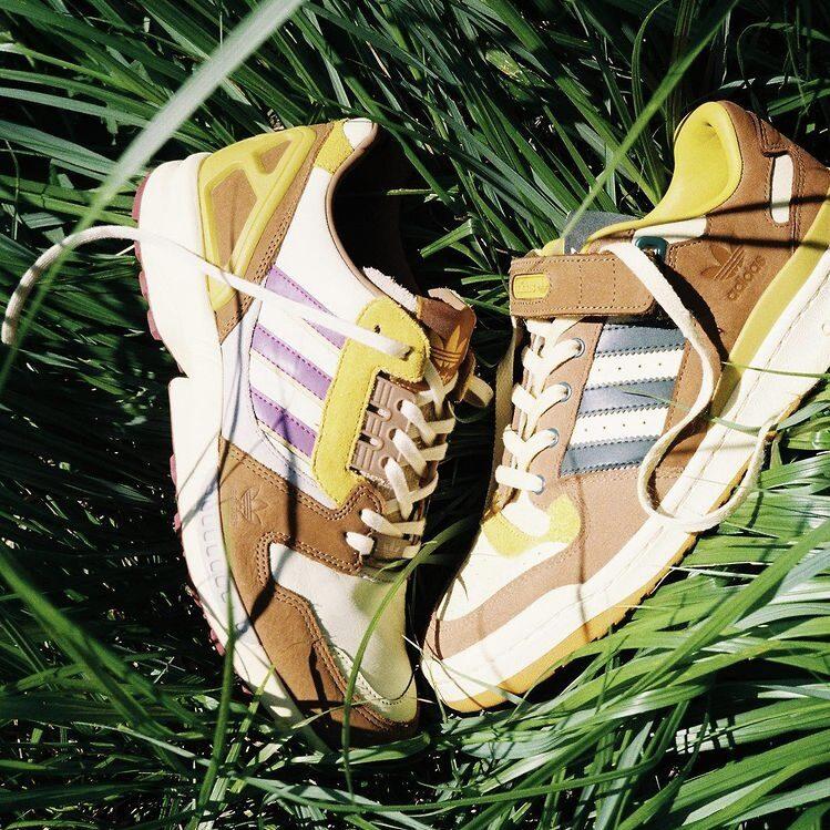 """8月7日発売【atmos x adidas Originals """"YOYOGI PARK"""" PACK】代々木公園をテーマにした""""Earth""""なスニーカー"""