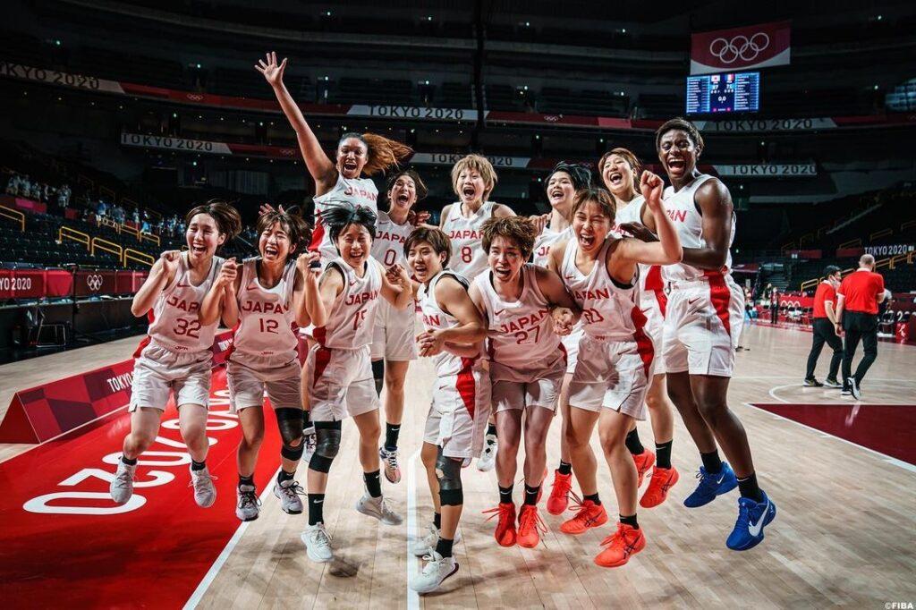 東京五輪決勝【バスケットボール日本代表女子の靴に注目】気になる選手のバッシュまとめ