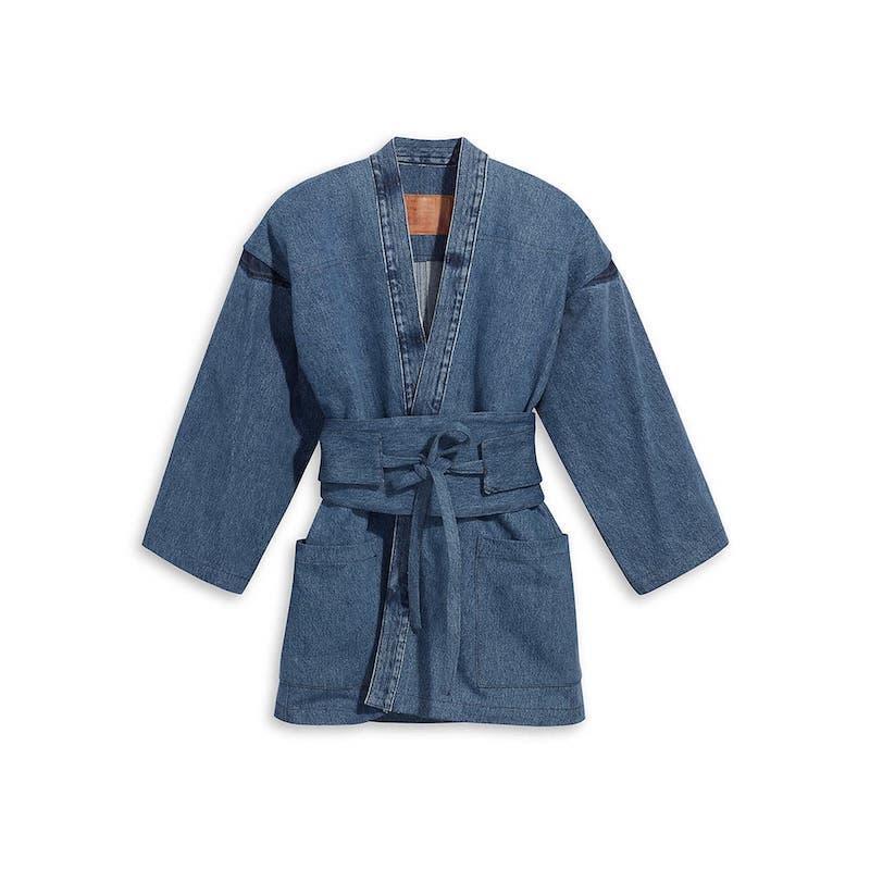 大阪 なおみ × Levis コレクション naomi_osaka_levis_collection-jacket-front