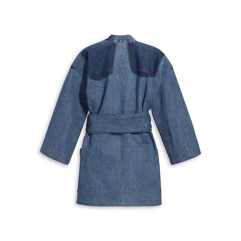 大阪 なおみ × Levis コレクション naomi_osaka_levis_collection-jacket-back