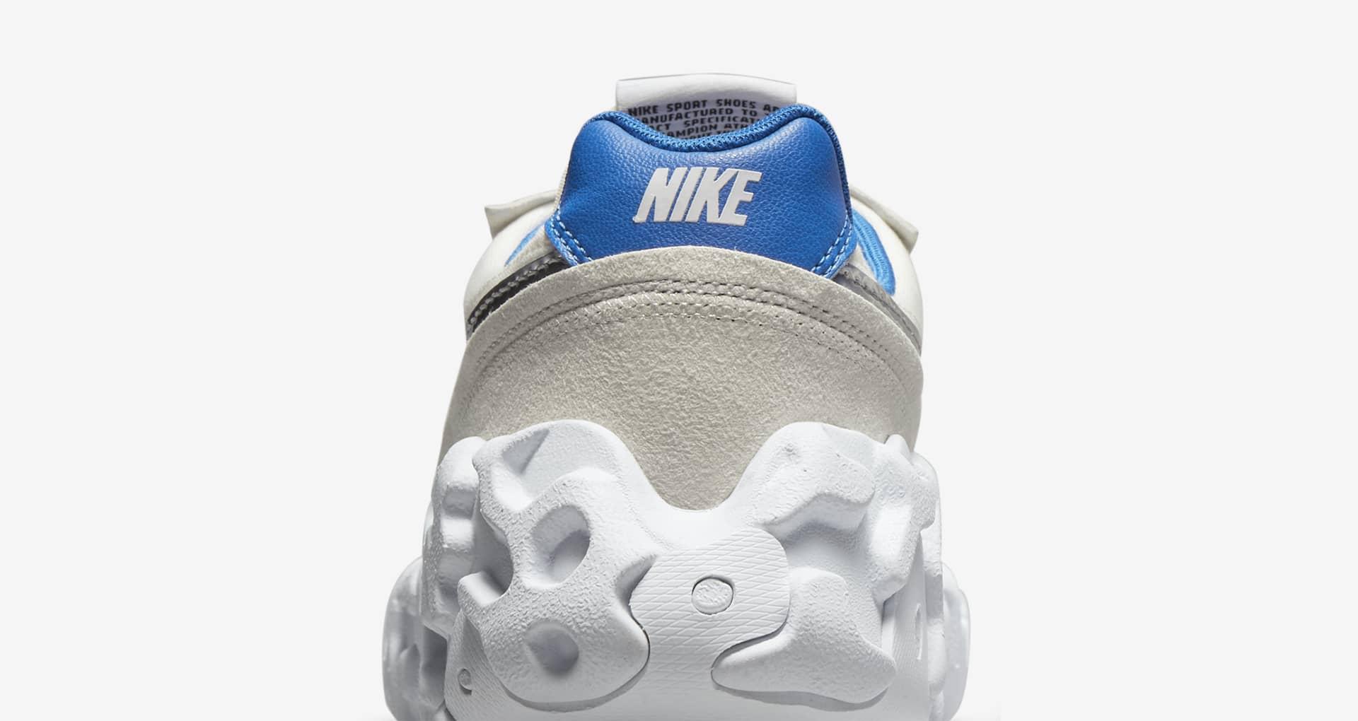 """ナイキ オーバーブレイク """"ライトボーン"""" nike-overbreak-2-colors-light-bone-dc3041-001-heel-closeup"""