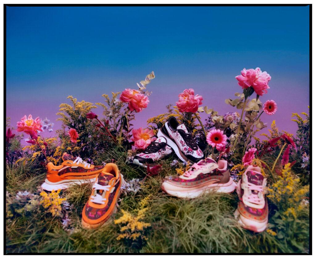 9月18日発売【Liberty × Puma Collection】花柄が素敵すぎる限定コラボレーション