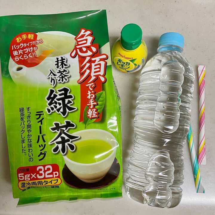 アイドル水 作り方 韓国 アイドル ダイエット How to make idol water-04