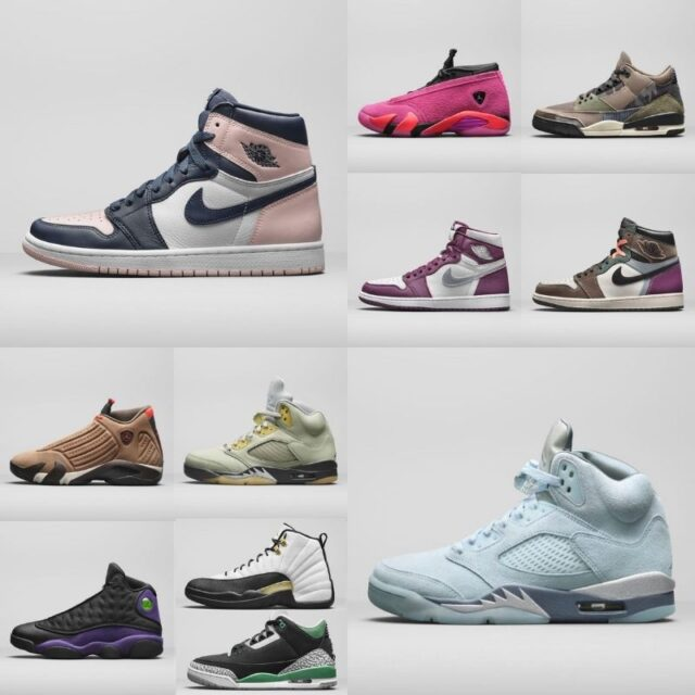 Jordan Brand 2021_winter Collection