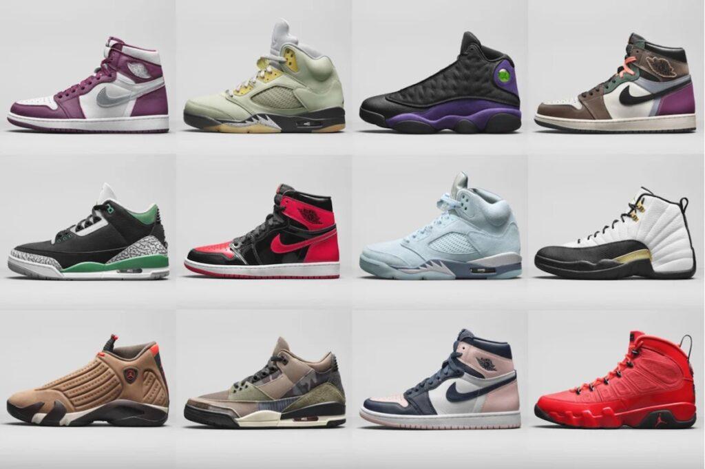 【ジョーダンブランド 2021年冬コレクション】Jordan Brand Winter 2021 Collection
